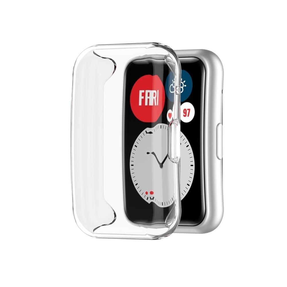Heldekkende Deksel Huawei Watch Fit clear