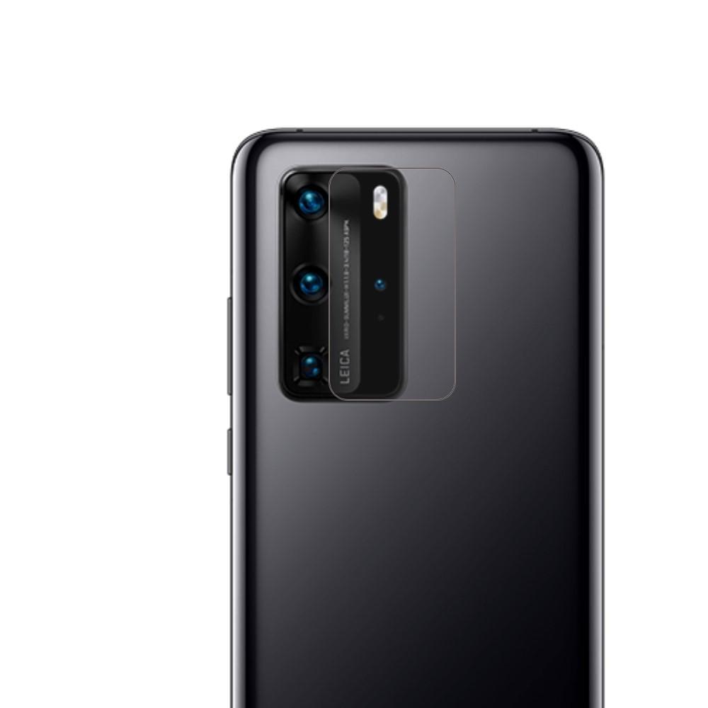 Herdet Glass Linsebeskyttelse Huawei P40 Pro