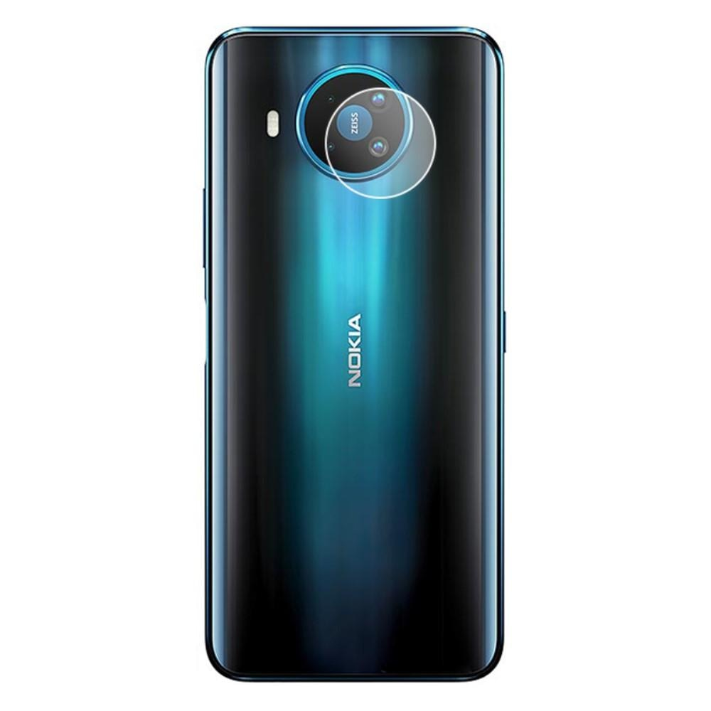 2-pack Herdet Glass Linsebeskyttelse Nokia 8.3 5G