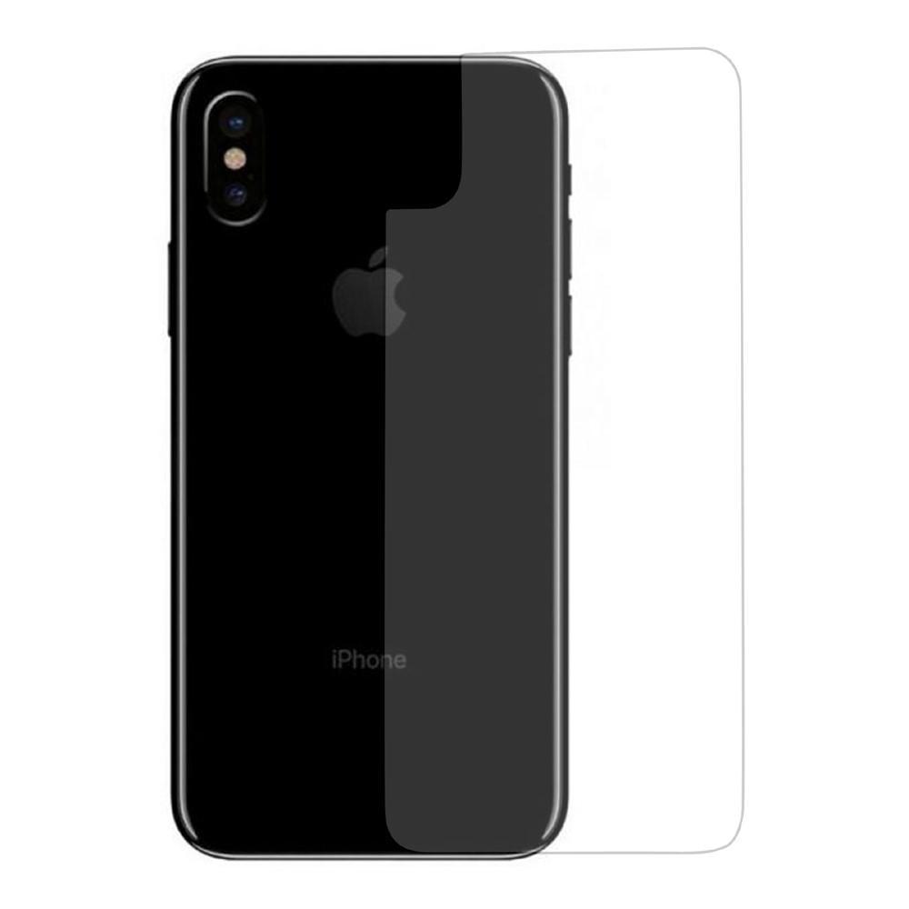 Herdet Glass 0.3mm Bakside iPhone X/XS