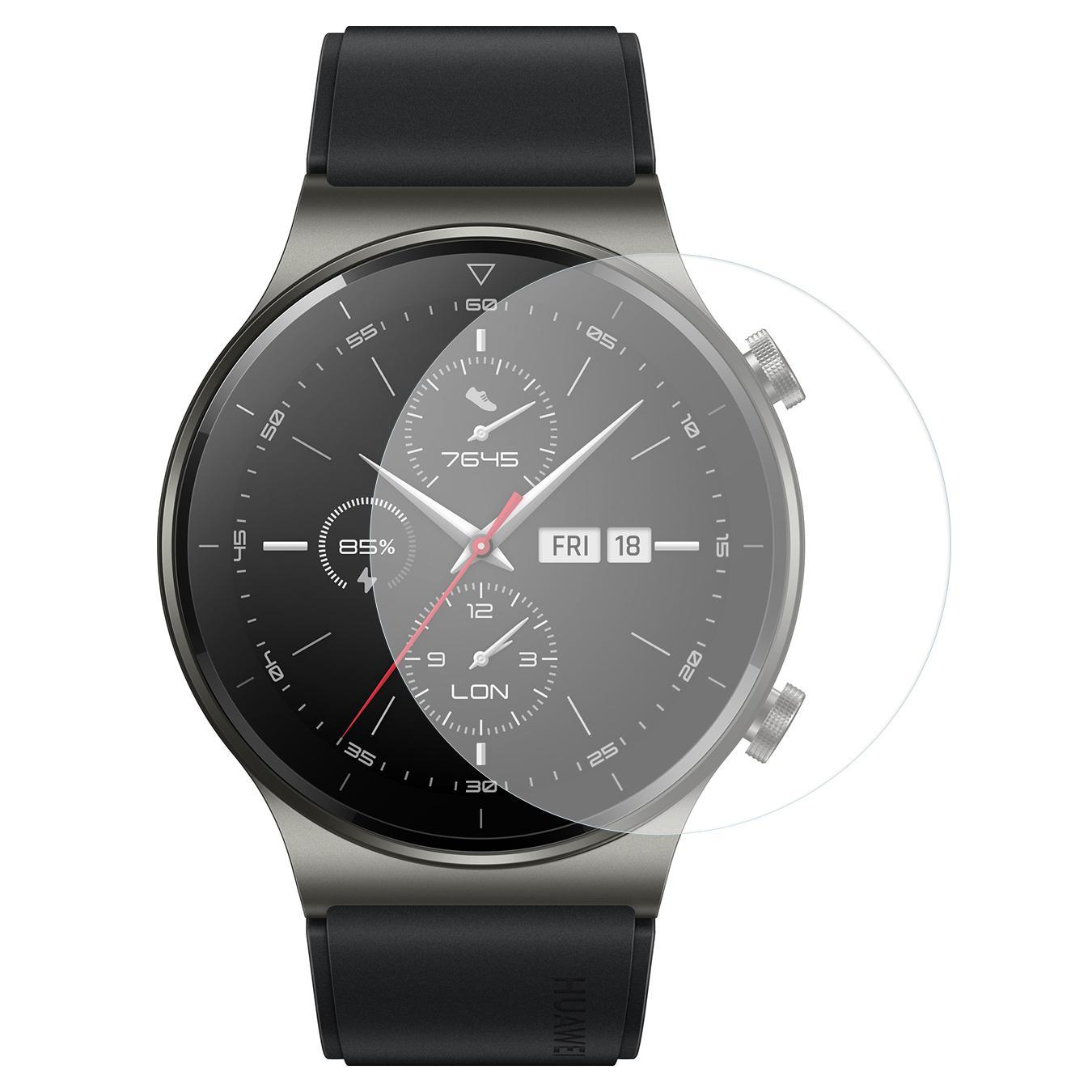 Herdet Glass 0.3mm Skjermbeskytter Huawei Watch GT 2 Pro