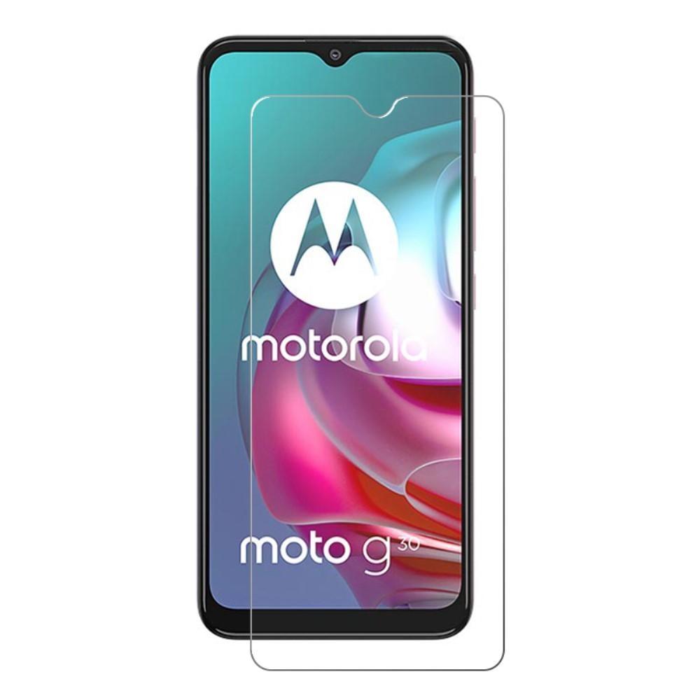 Herdet glass 0.3mm Skjermbeskytter Motorola Moto G20/G30