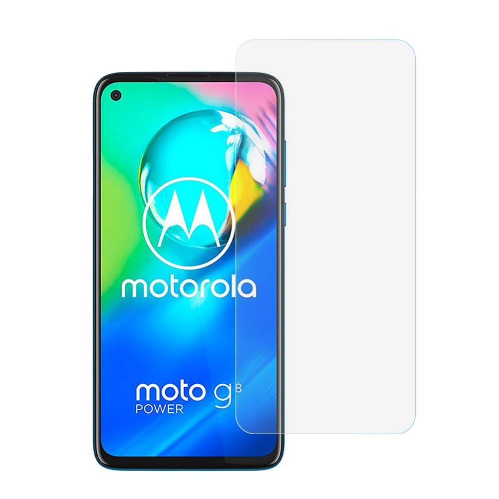 Herdet glass 0.3mm Skjermbeskytter Motorola Moto G8 Power