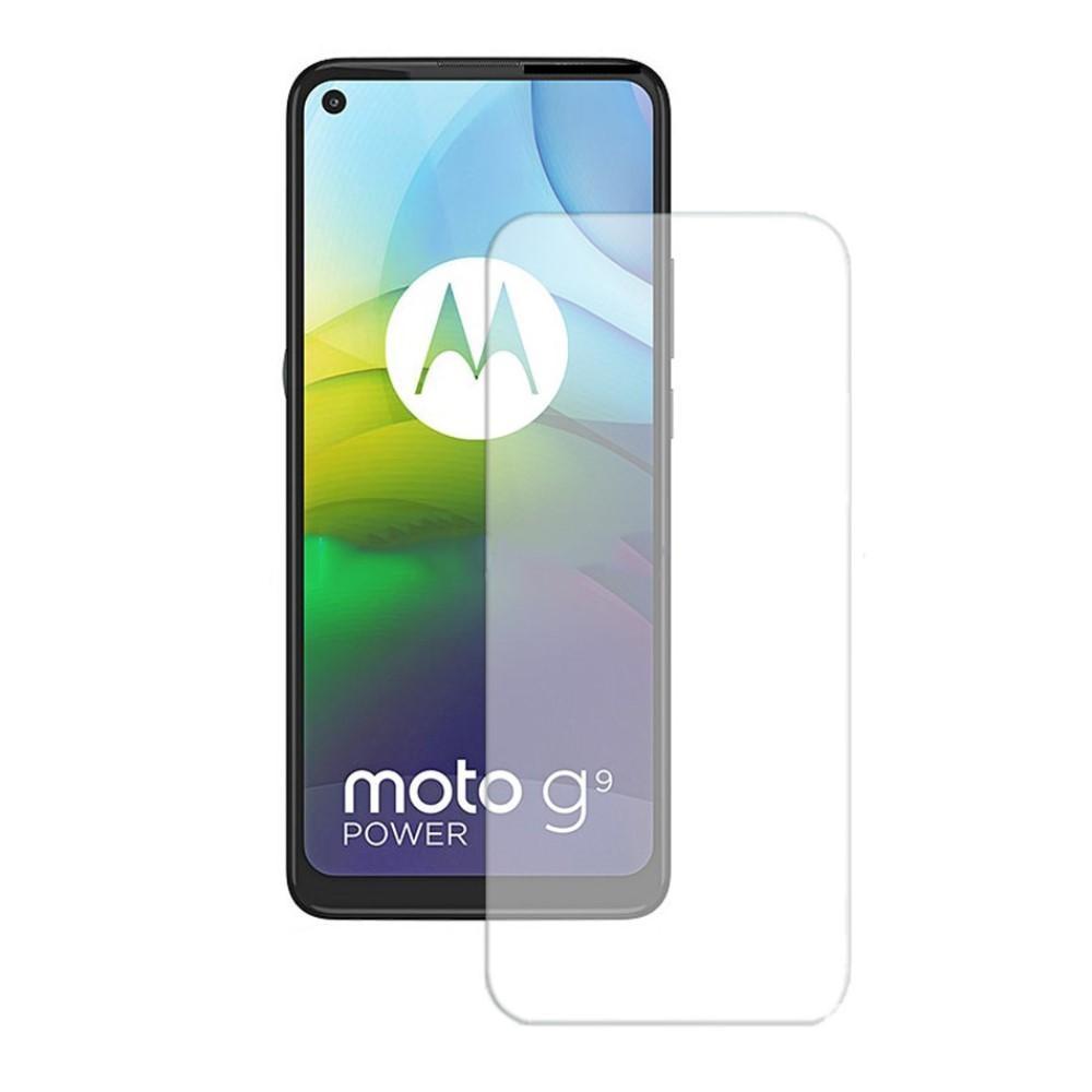 Herdet glass 0.3mm Skjermbeskytter Motorola Moto G9 Power