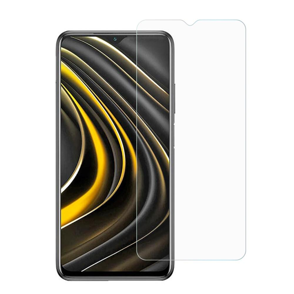 Herdet glass 0.3mm Skjermbeskytter Xiaomi Poco M3