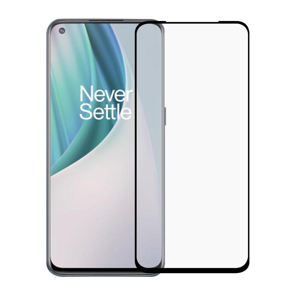 Heldekkende Skjermbeskytter Herdet Glass OnePlus Nord N10 5G
