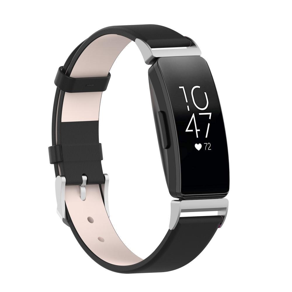 Lærarmbånd Fitbit Inspire/Inspire HR/Inspire 2 svart