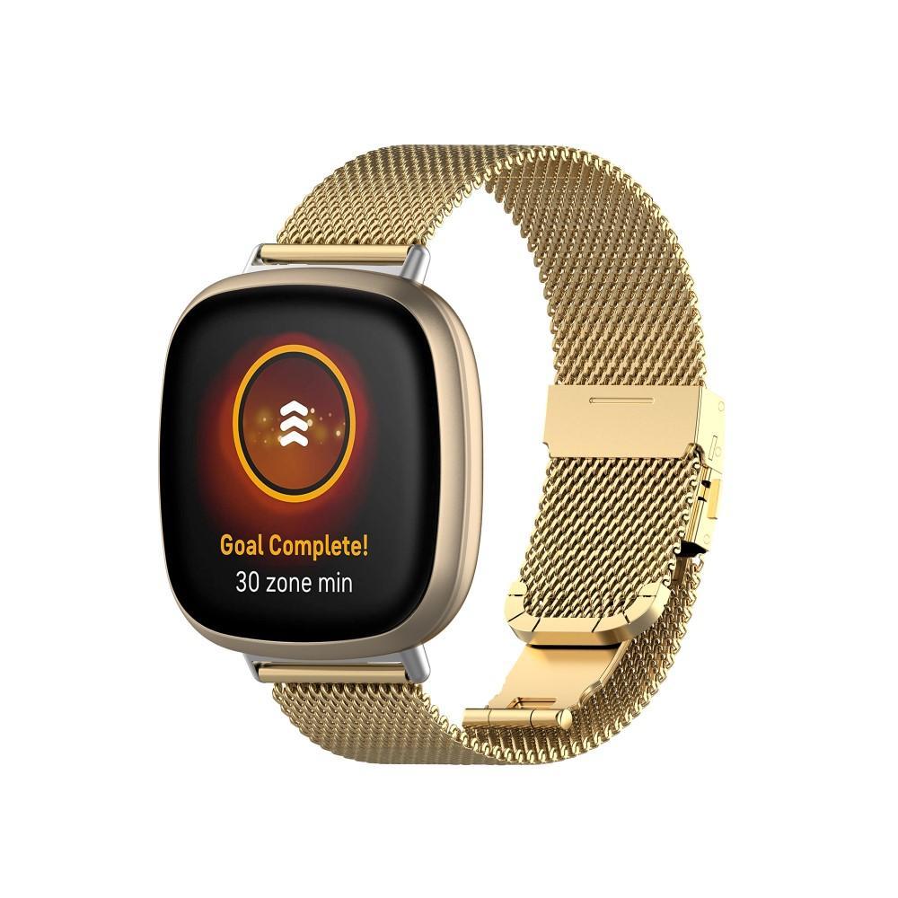 Mesh Bracelet Fitbit Versa 3/Sense Gull