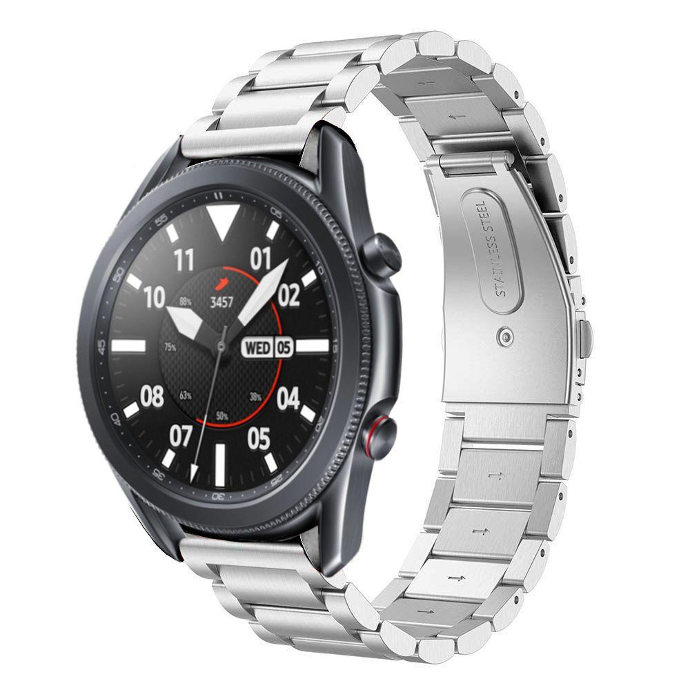 Metallarmbånd Samsung Galaxy Watch 3 45mm sølv