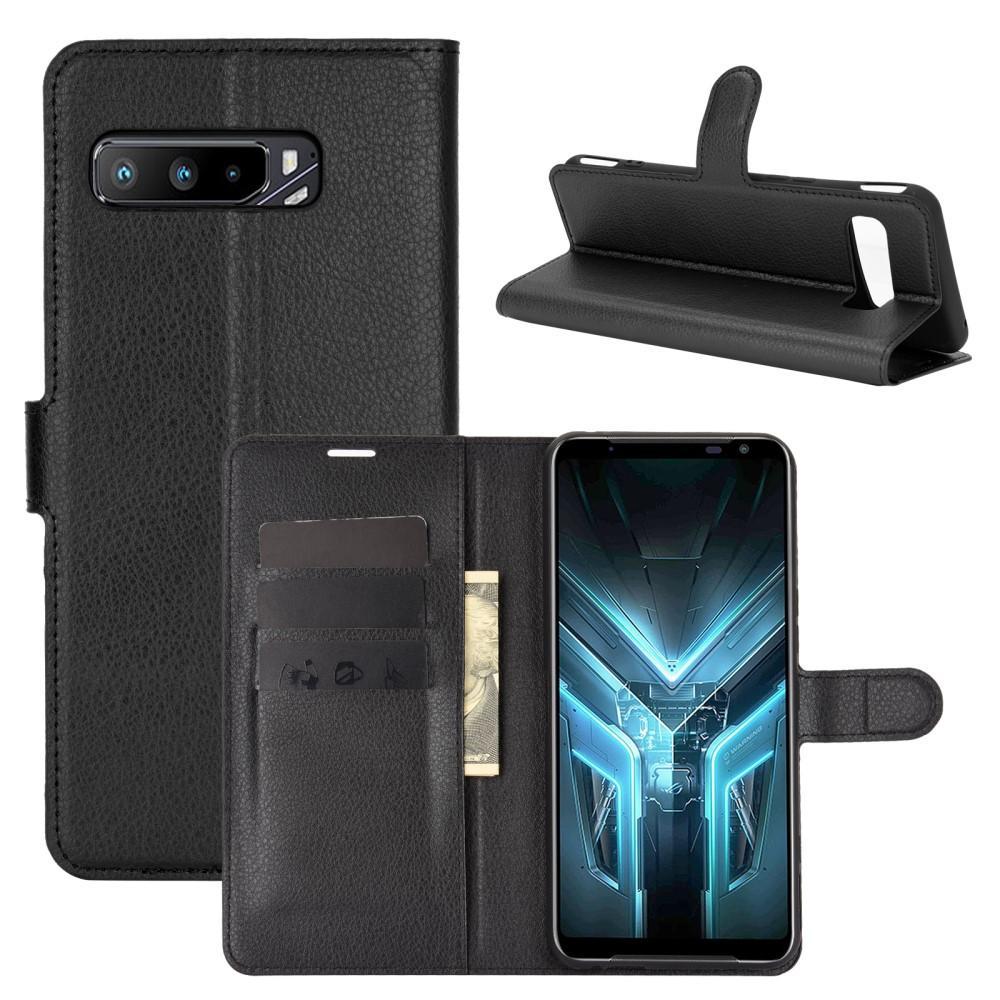 Mobilveske Asus ROG Phone 3 svart