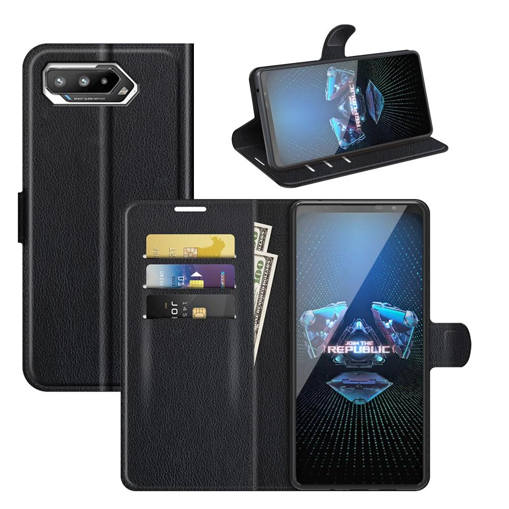 Mobilveske Asus ROG Phone 5 svart