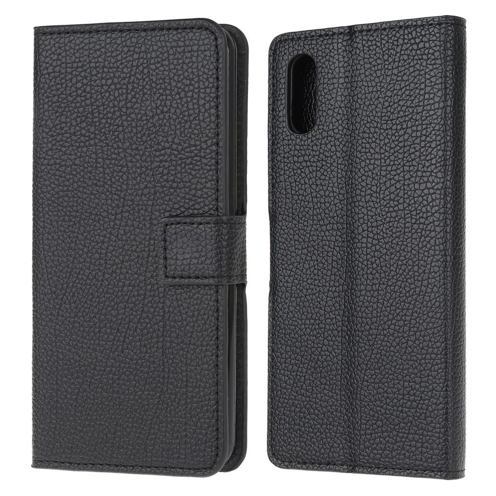 Mobilveske Galaxy Xcover 5 svart