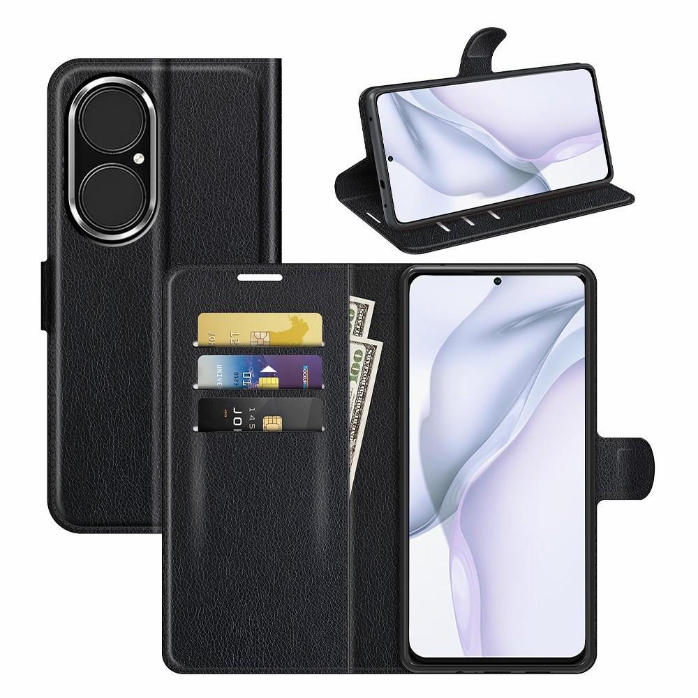 Mobilveske Huawei P50 svart