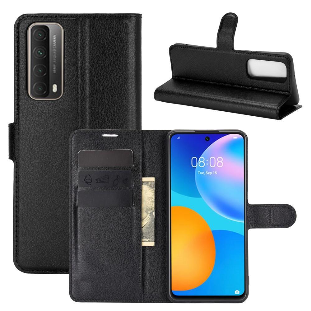 Mobilveske Huawei P Smart 2021 svart