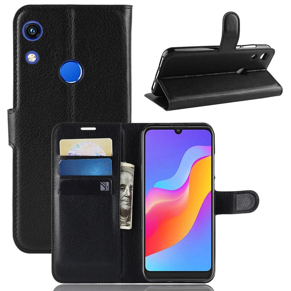 Mobilveske Huawei Y6s svart