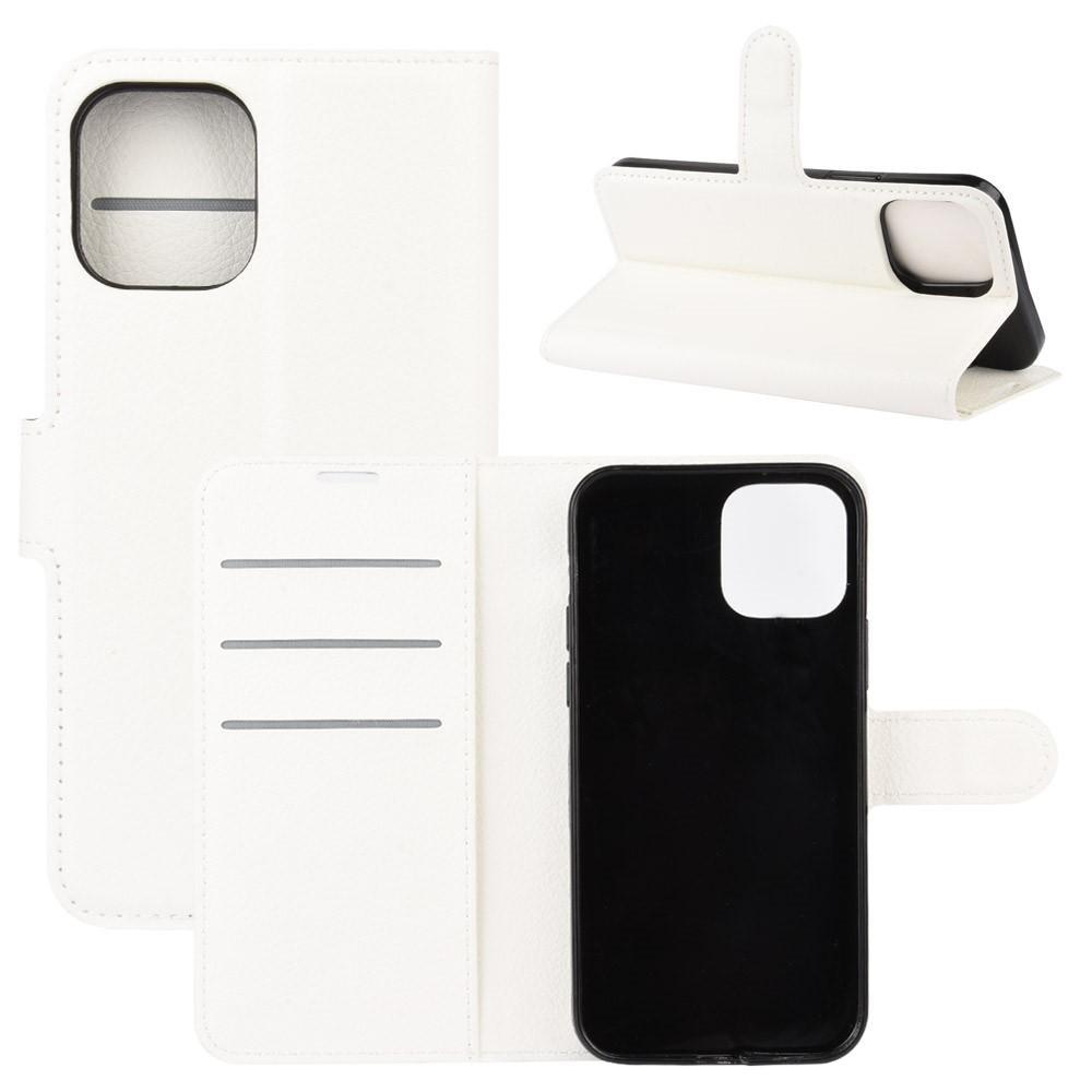 Mobilveske iPhone 12/12 Pro hvit