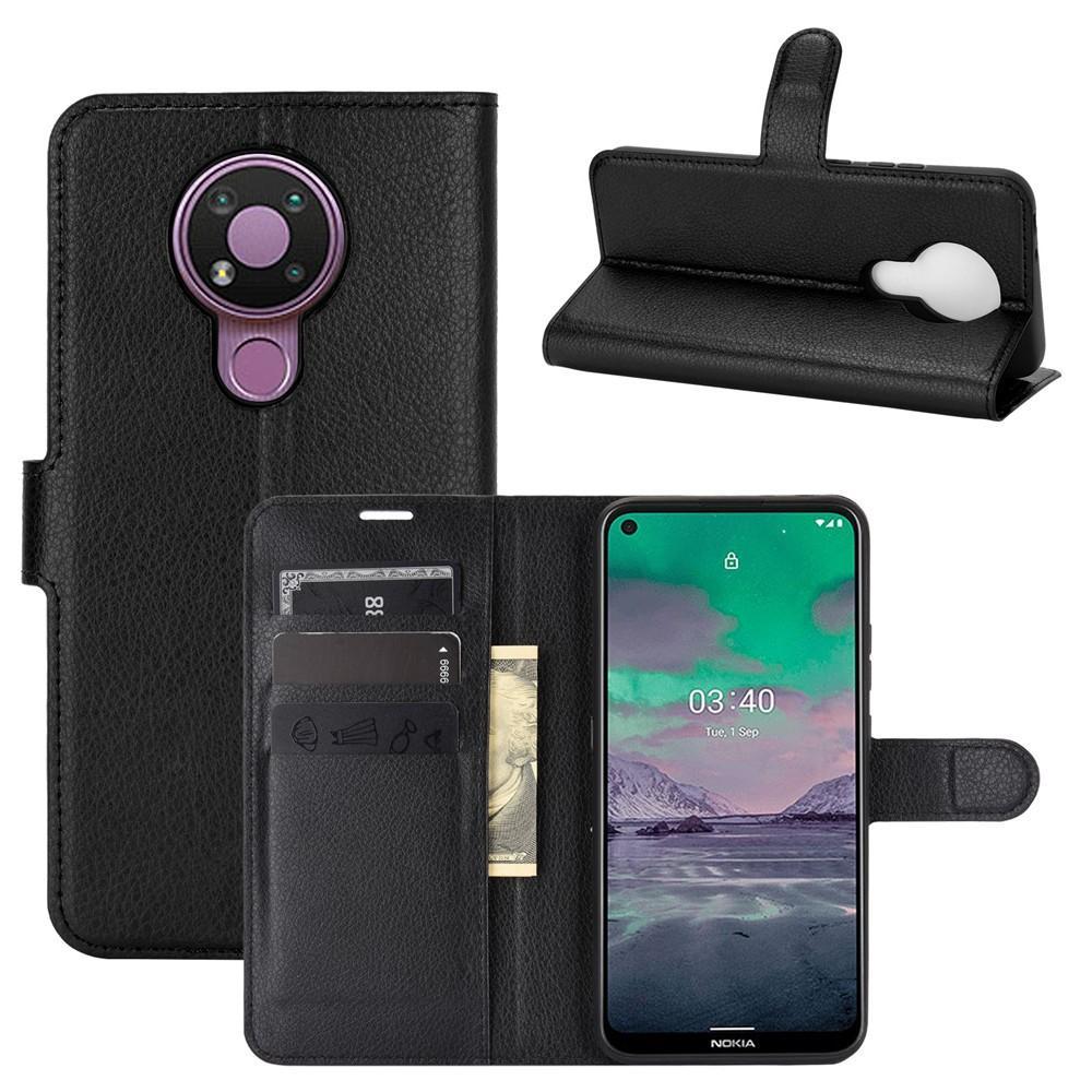 Mobilveske Nokia 3.4 svart