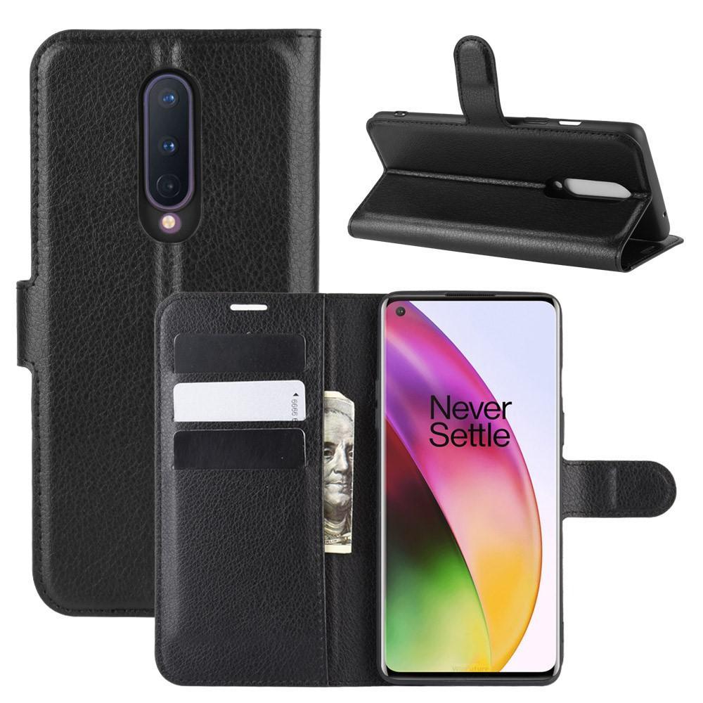 Mobilveske OnePlus 8 svart