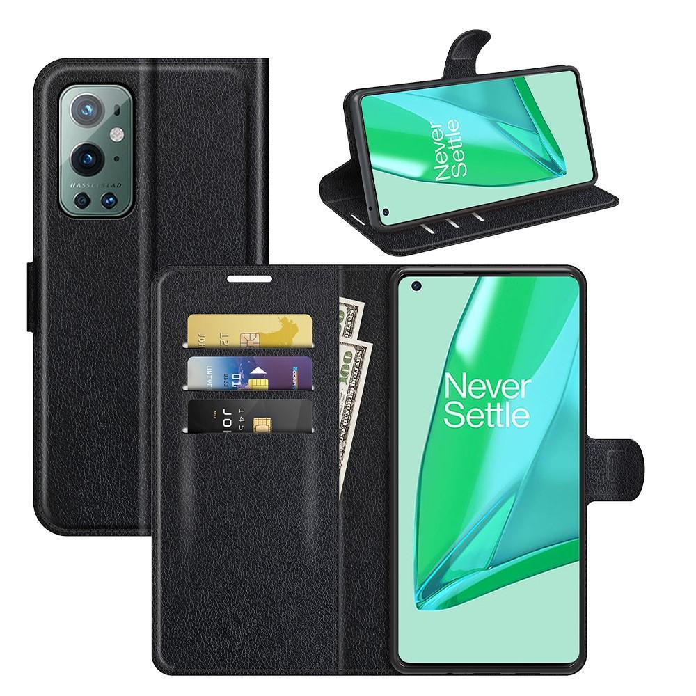 Mobilveske OnePlus 9 Pro svart