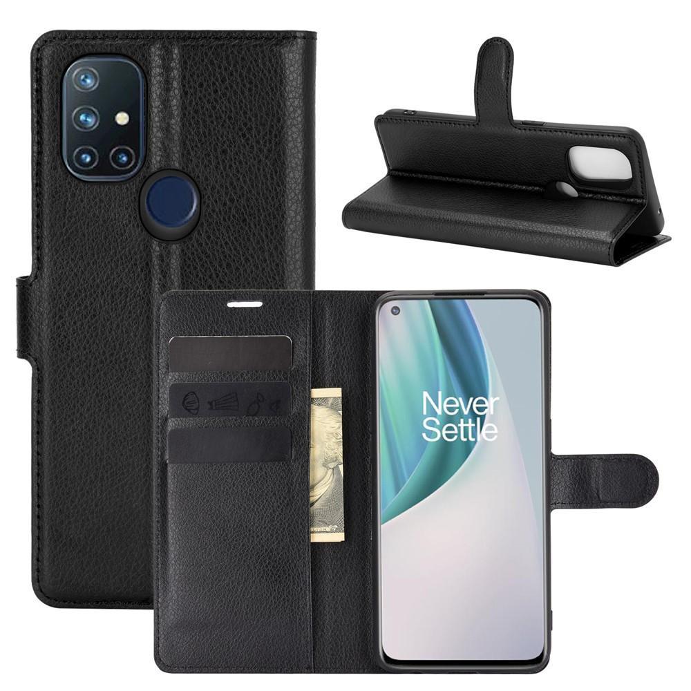 Mobilveske OnePlus Nord N10 5G svart