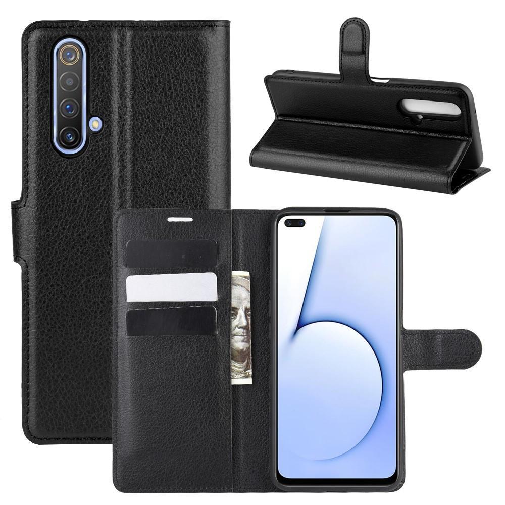 Mobilveske Realme X50 5G/X3 SuperZoom svart