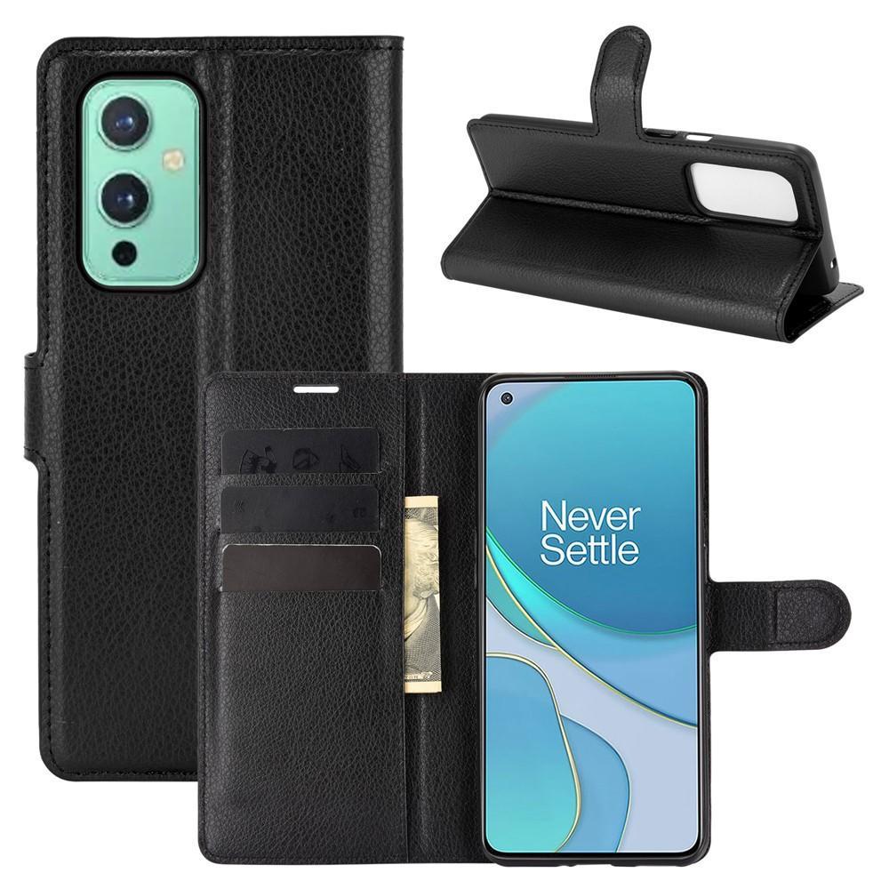 Mobilveske OnePlus 9 svart