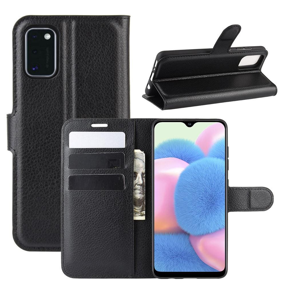 Mobilveske Samsung Galaxy A41 svart