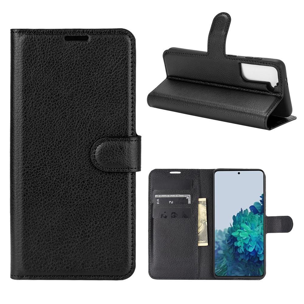 Mobilveske Samsung Galaxy S21 svart