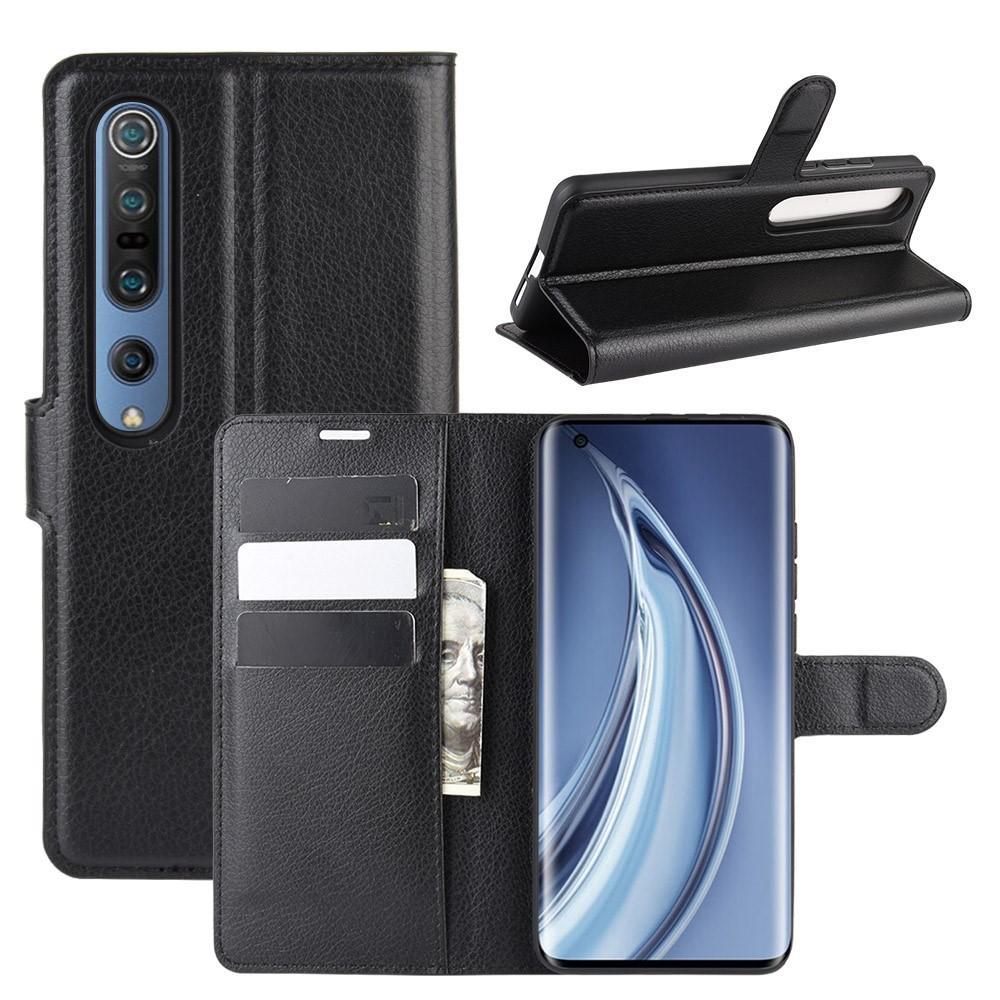 Mobilveske Xiaomi Mi 10/10 Pro svart
