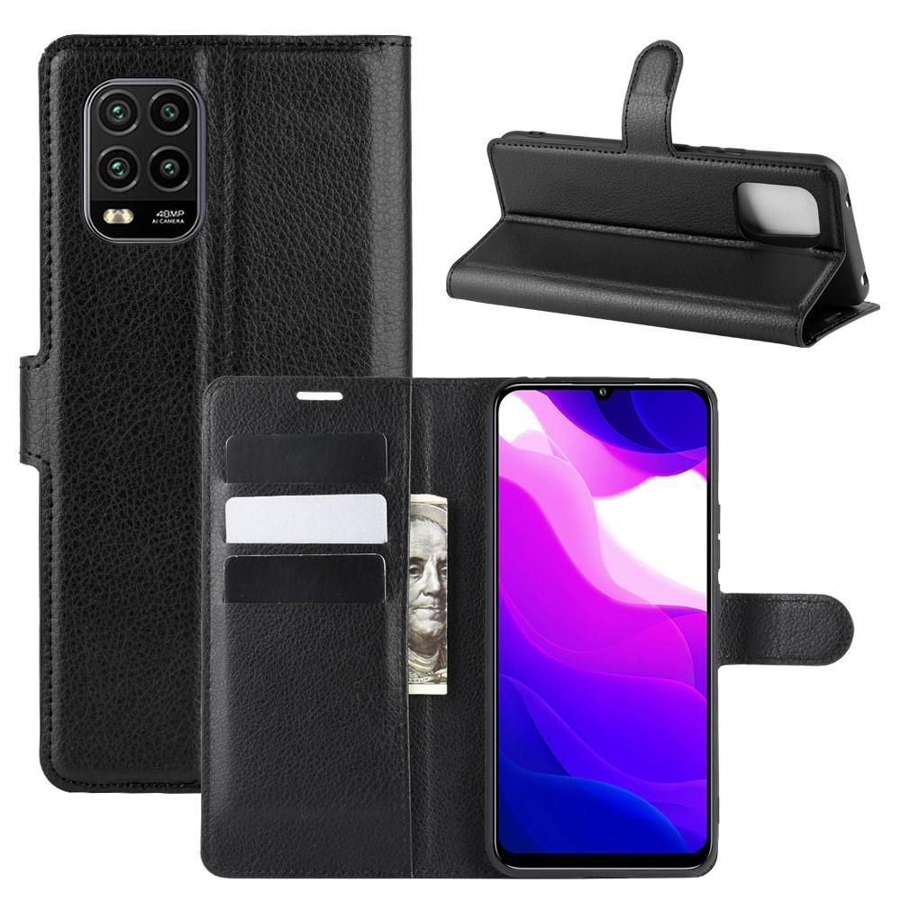 Mobilveske Xiaomi Mi 10 Lite svart