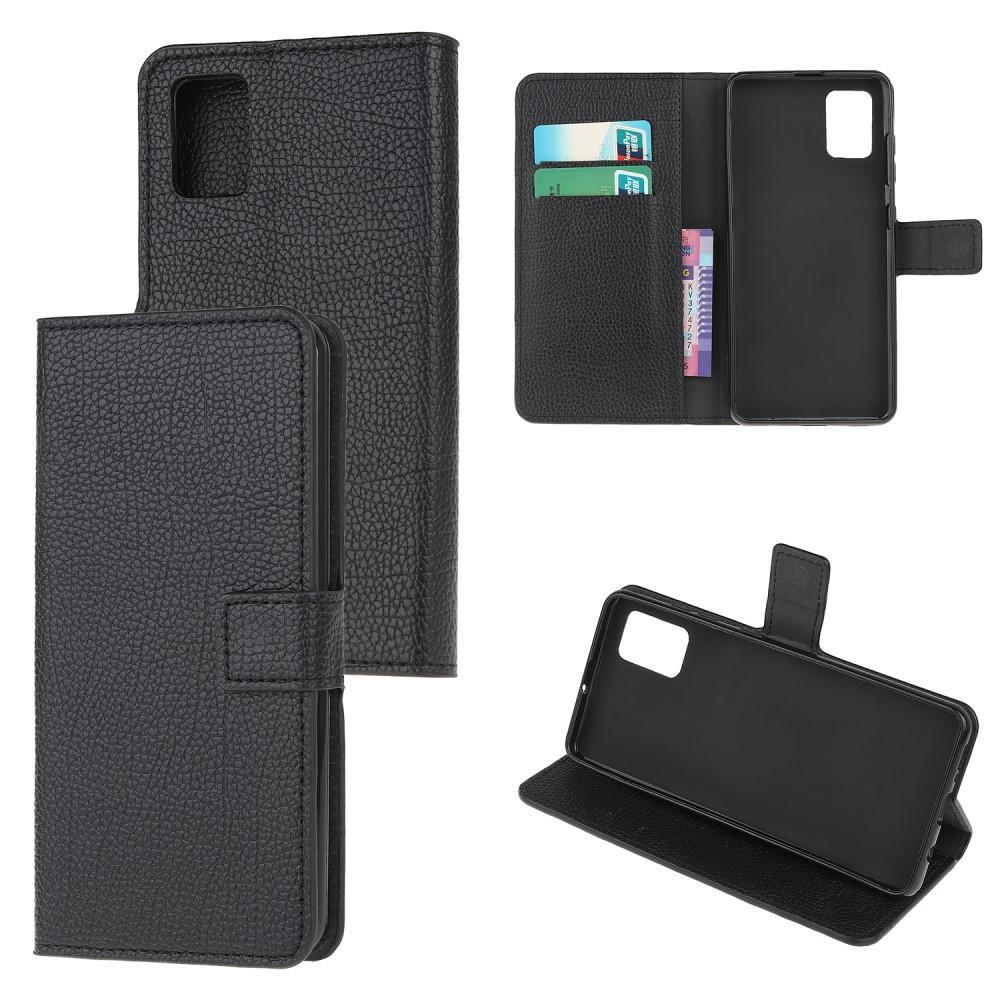 Mobilveske Xiaomi Poco M3 svart
