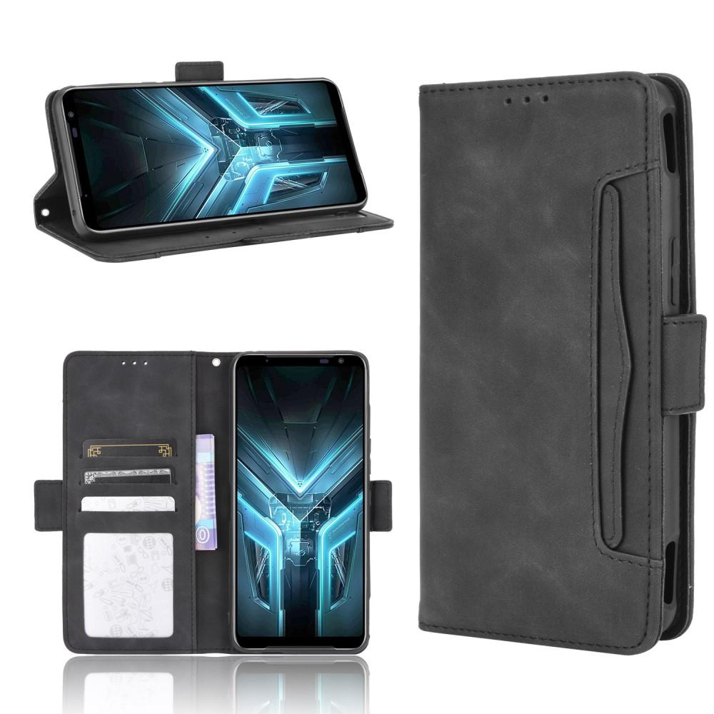Multi Lommebokdeksel Asus ROG Phone 3 svart