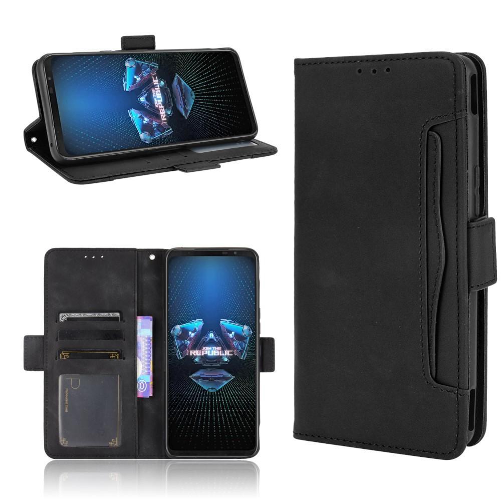 Multi Lommebokdeksel Asus ROG Phone 5 svart