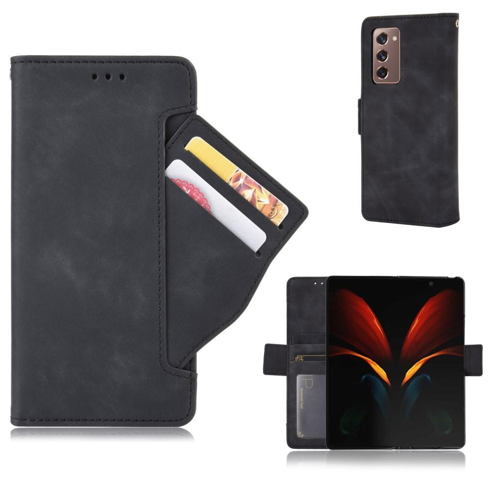 Multi Lommebokdeksel Galaxy Z Fold 2 5G svart