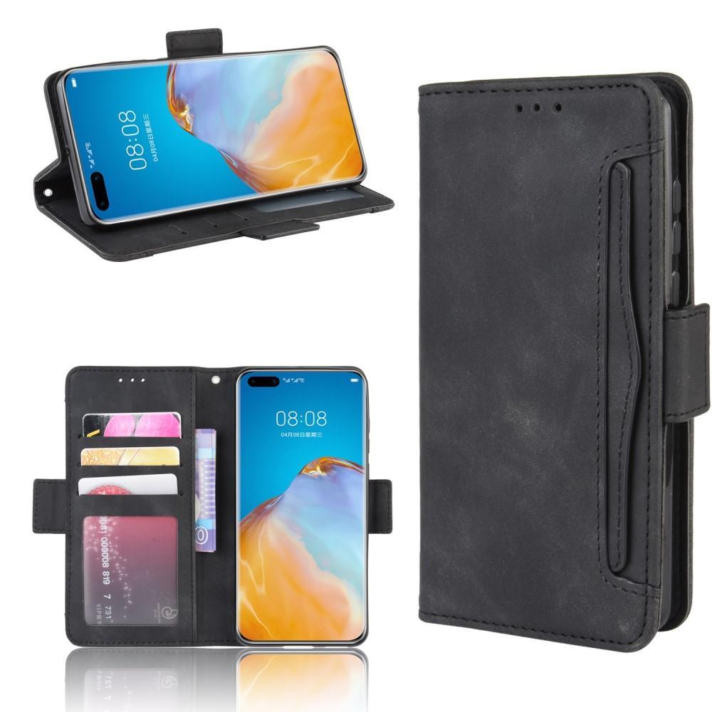 Multi Lommebokdeksel Huawei P40 Pro svart