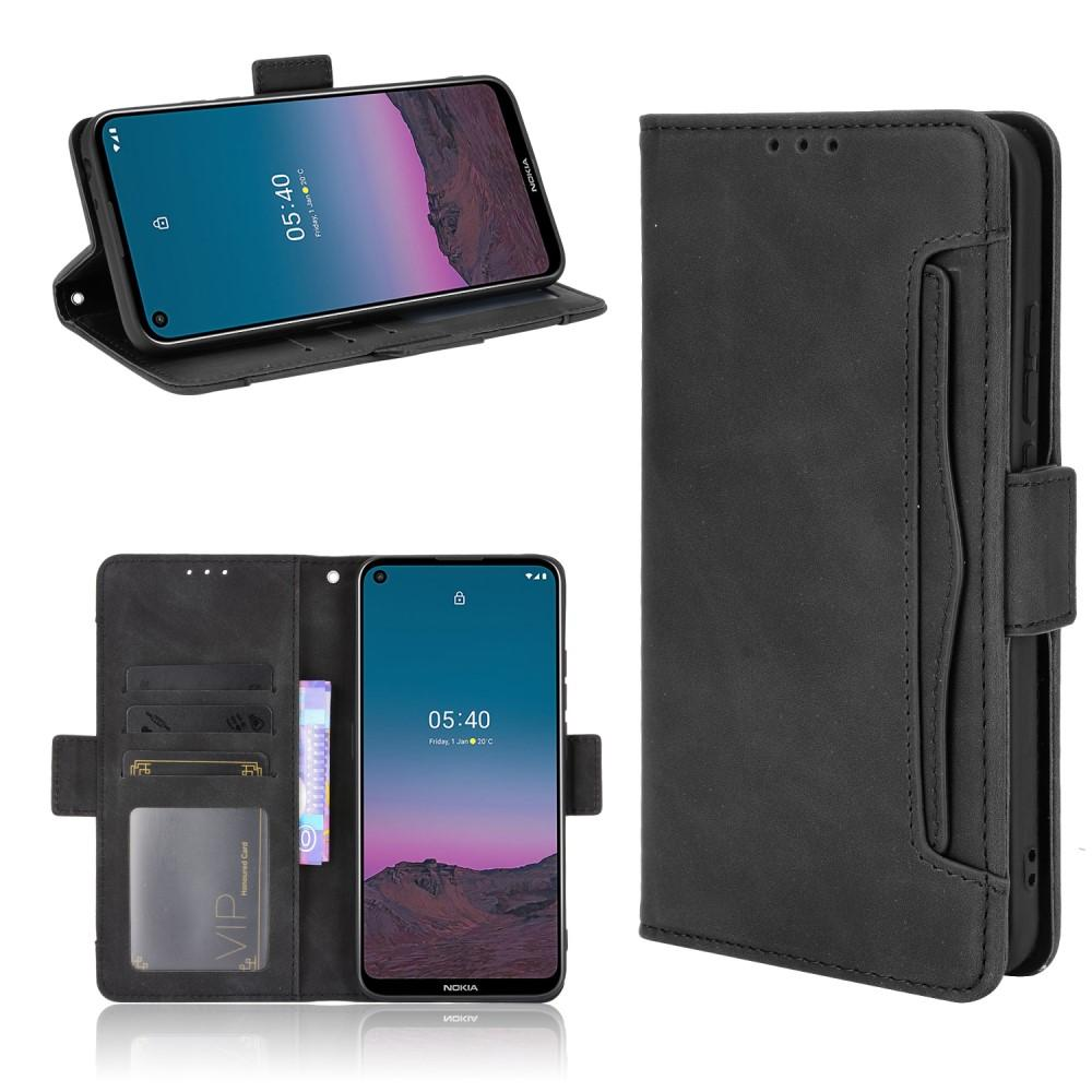 Multi Lommebokdeksel Nokia 5.4 svart