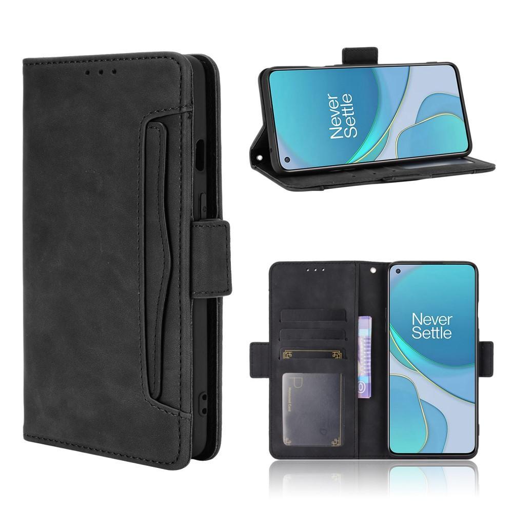 Multi Lommebokdeksel OnePlus 8T svart
