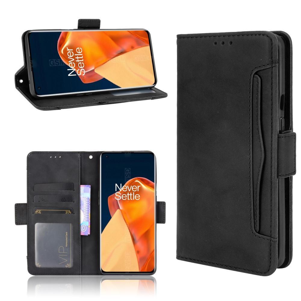 Multi Lommebokdeksel OnePlus 9 Pro svart