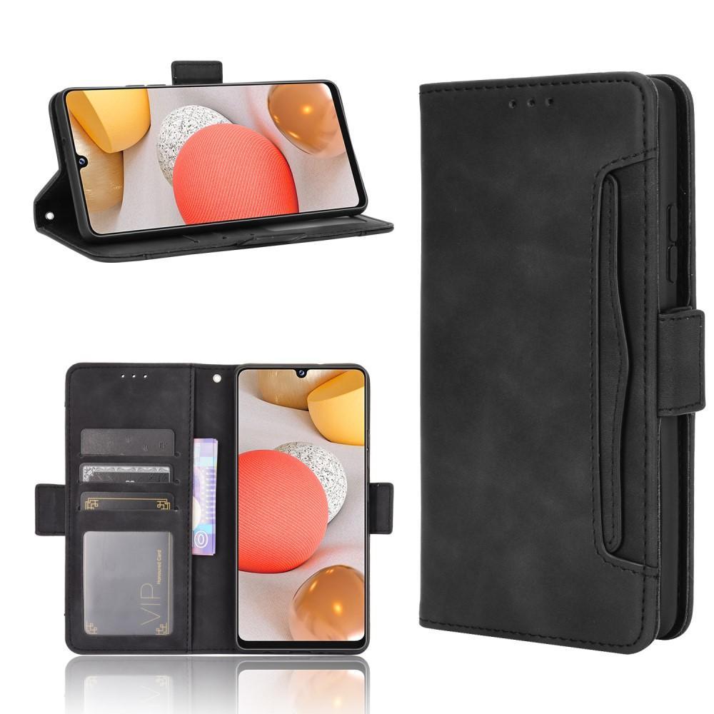 Multi Lommebokdeksel Samsung Galaxy A42 5G svart