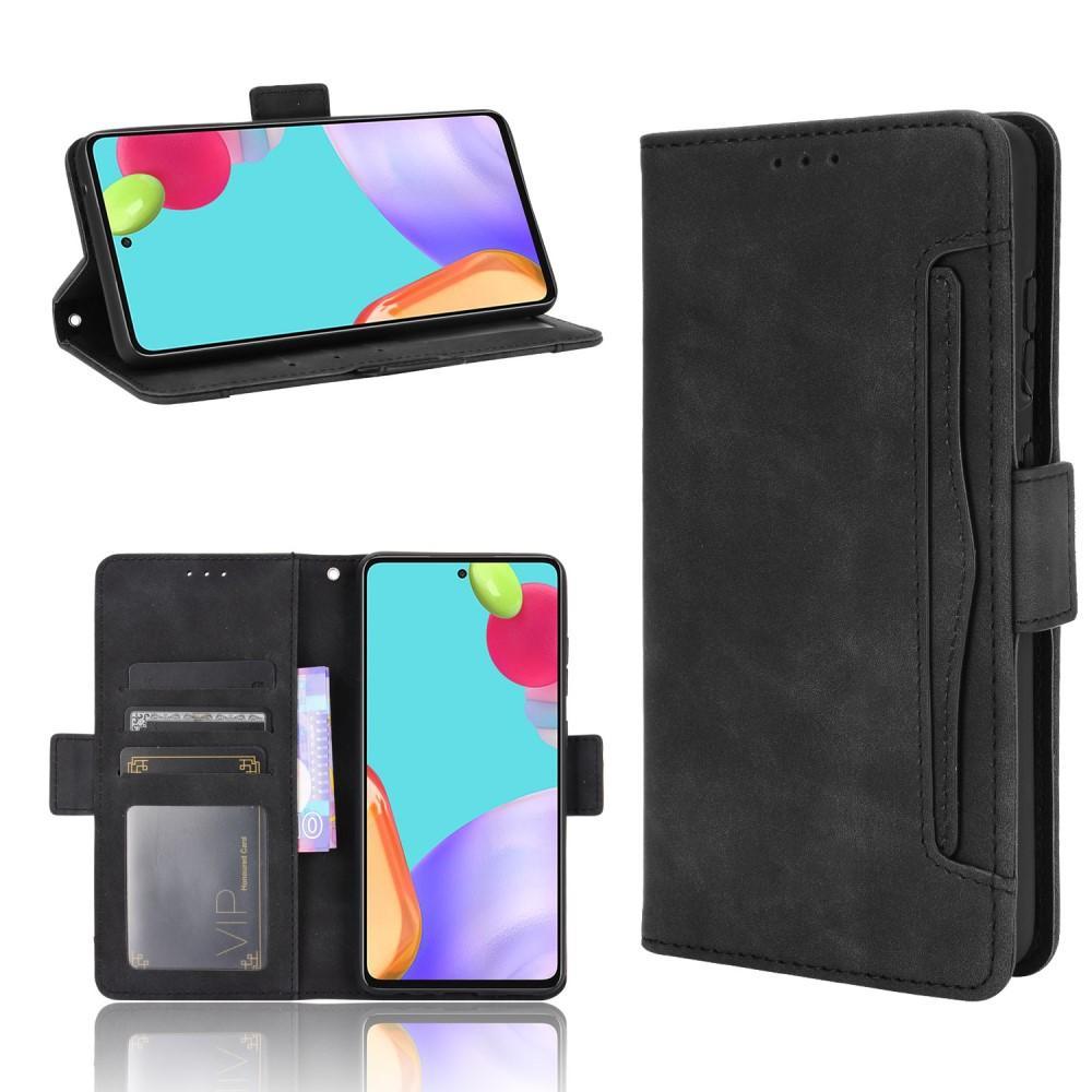 Multi Lommebokdeksel Samsung Galaxy A52/A52s svart