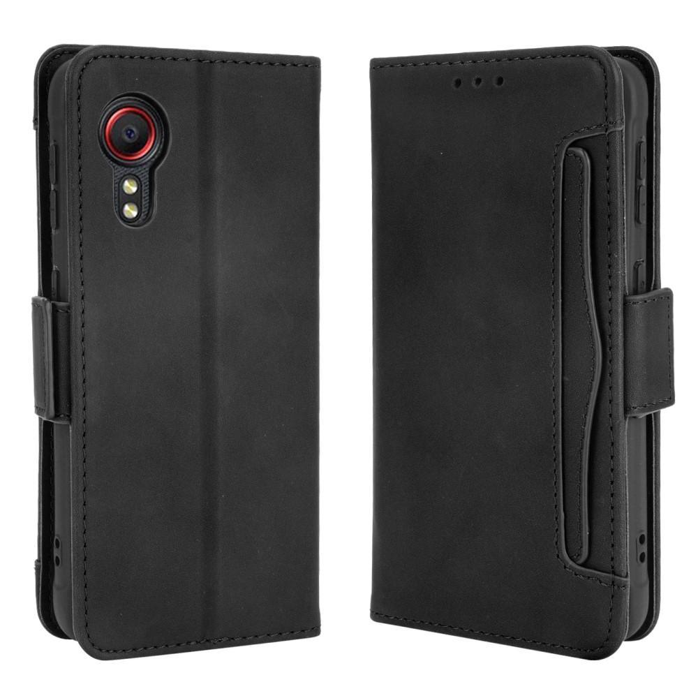 Multi Lommebokdeksel Samsung Galaxy Xcover 5 svart