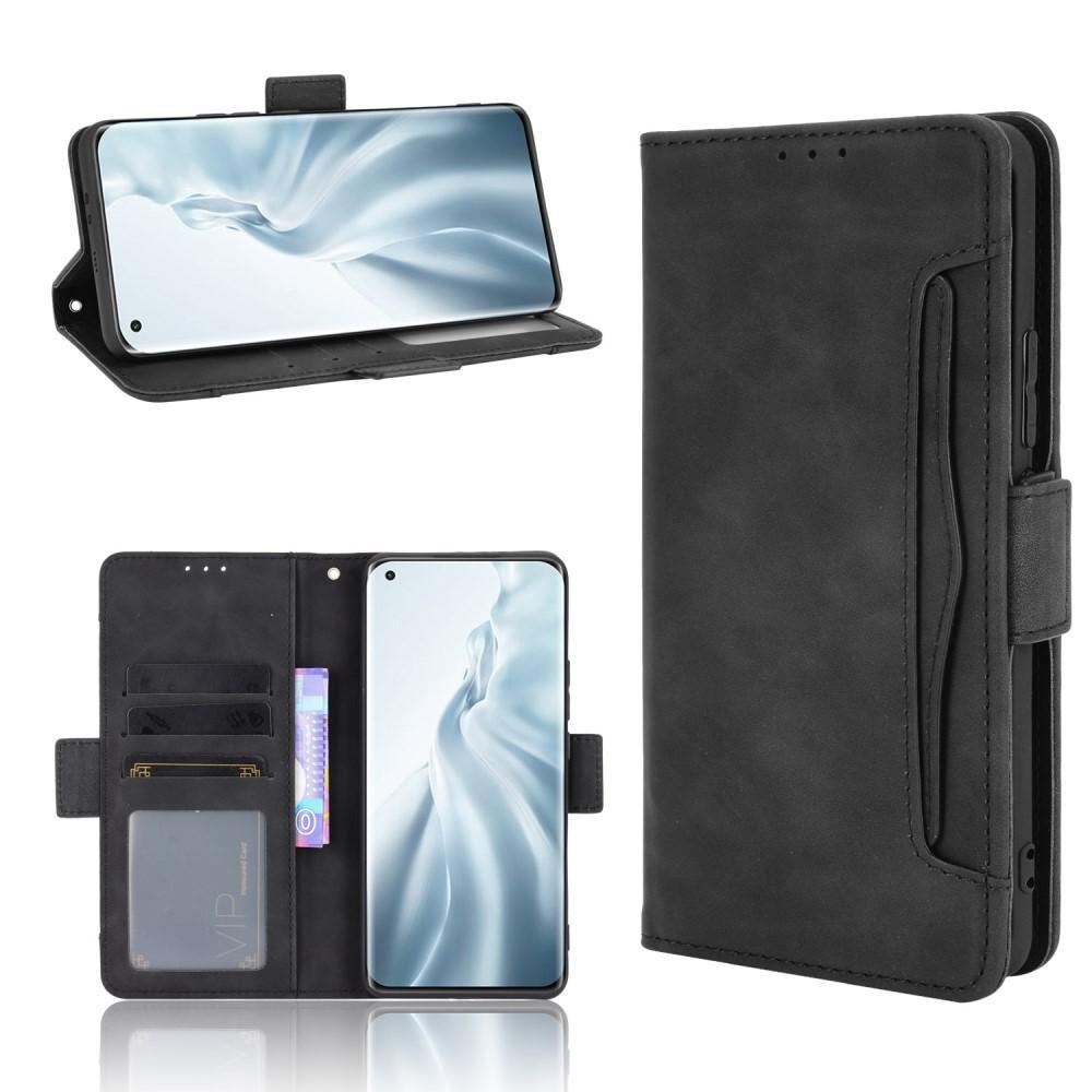 Multi Lommebokdeksel Xiaomi Mi 11 svart