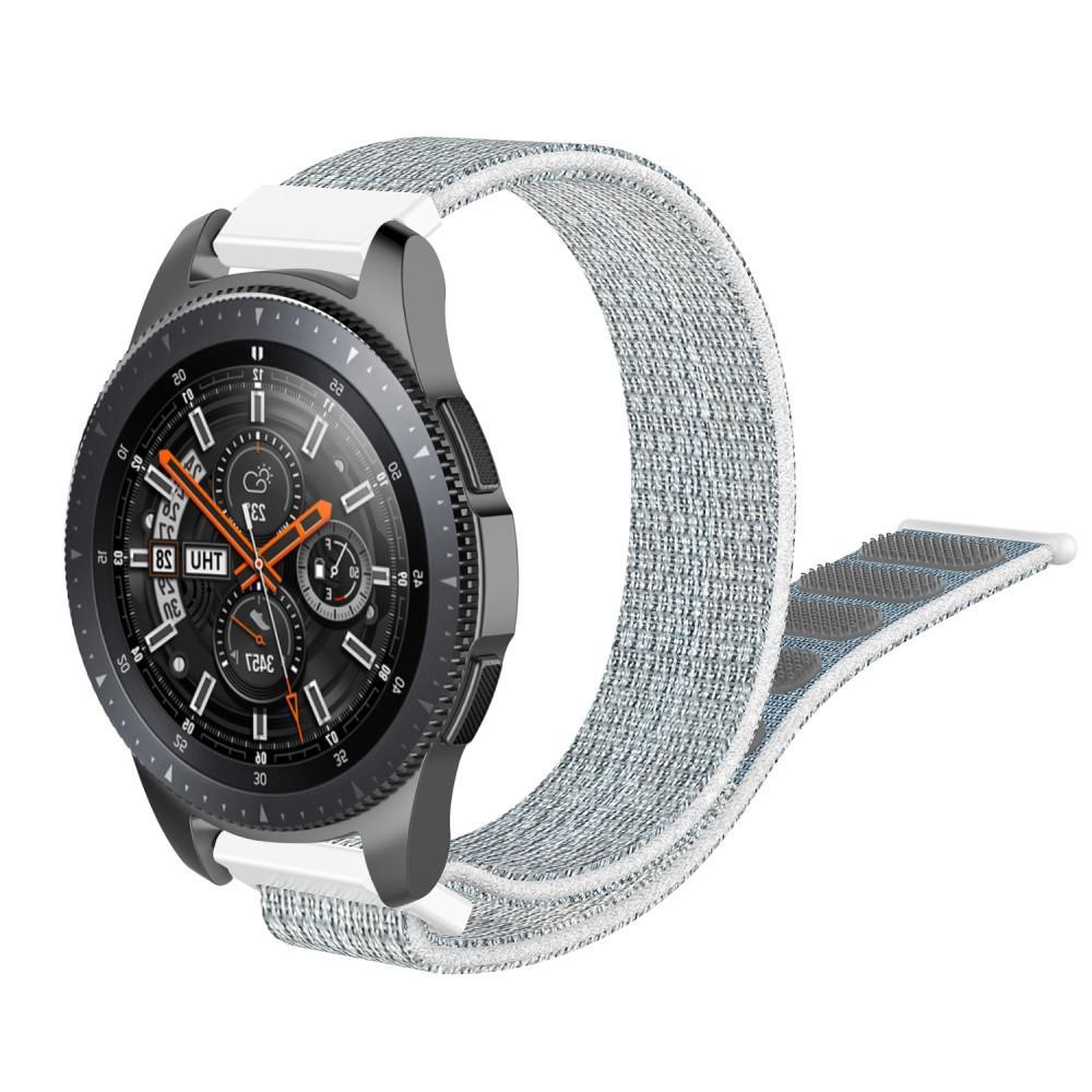 Nylonarmbånd Samsung Galaxy Watch 46mm/45mm grå