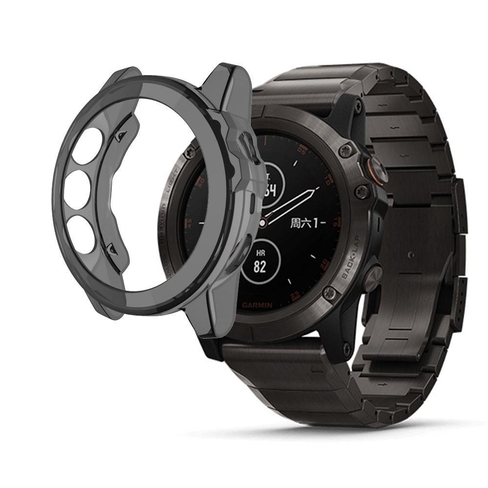 Deksel Garmin Fenix 5X/5X Plus svart