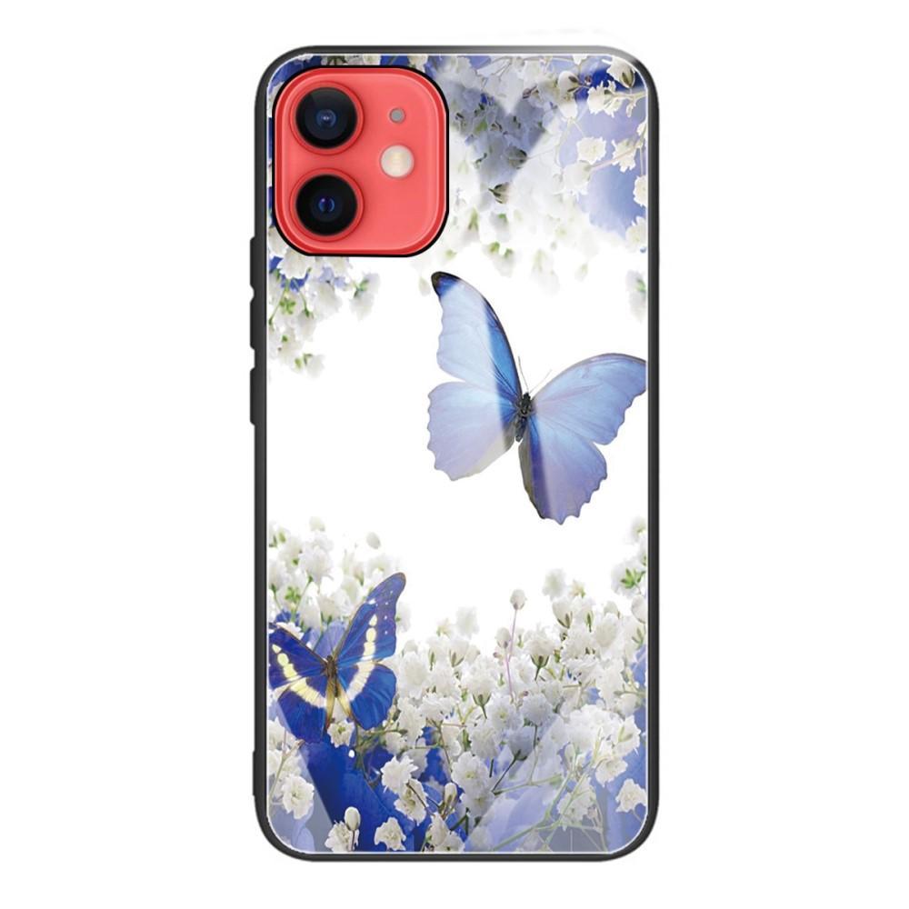Herdet Glass Deksel iPhone 11 sommerfugler
