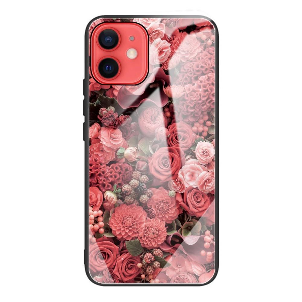 Herdet Glass Deksel iPhone 11 roser