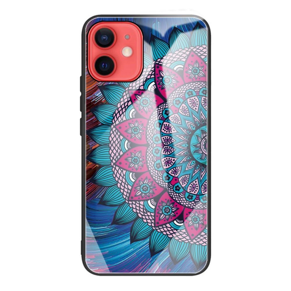 Herdet Glass Deksel iPhone 12 Mini mandala