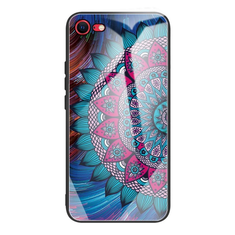 Herdet Glass Deksel iPhone 7/8/SE 2020 mandala