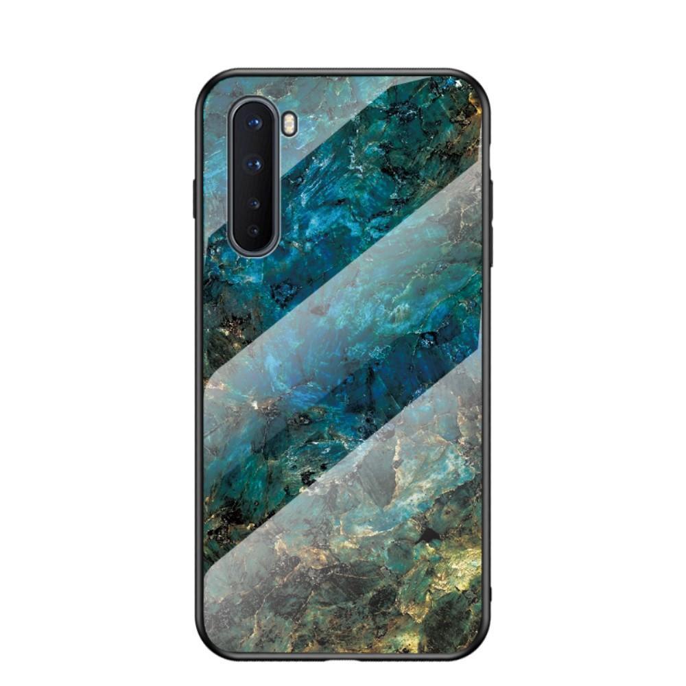 Herdet Glass Deksel OnePlus Nord smaragd
