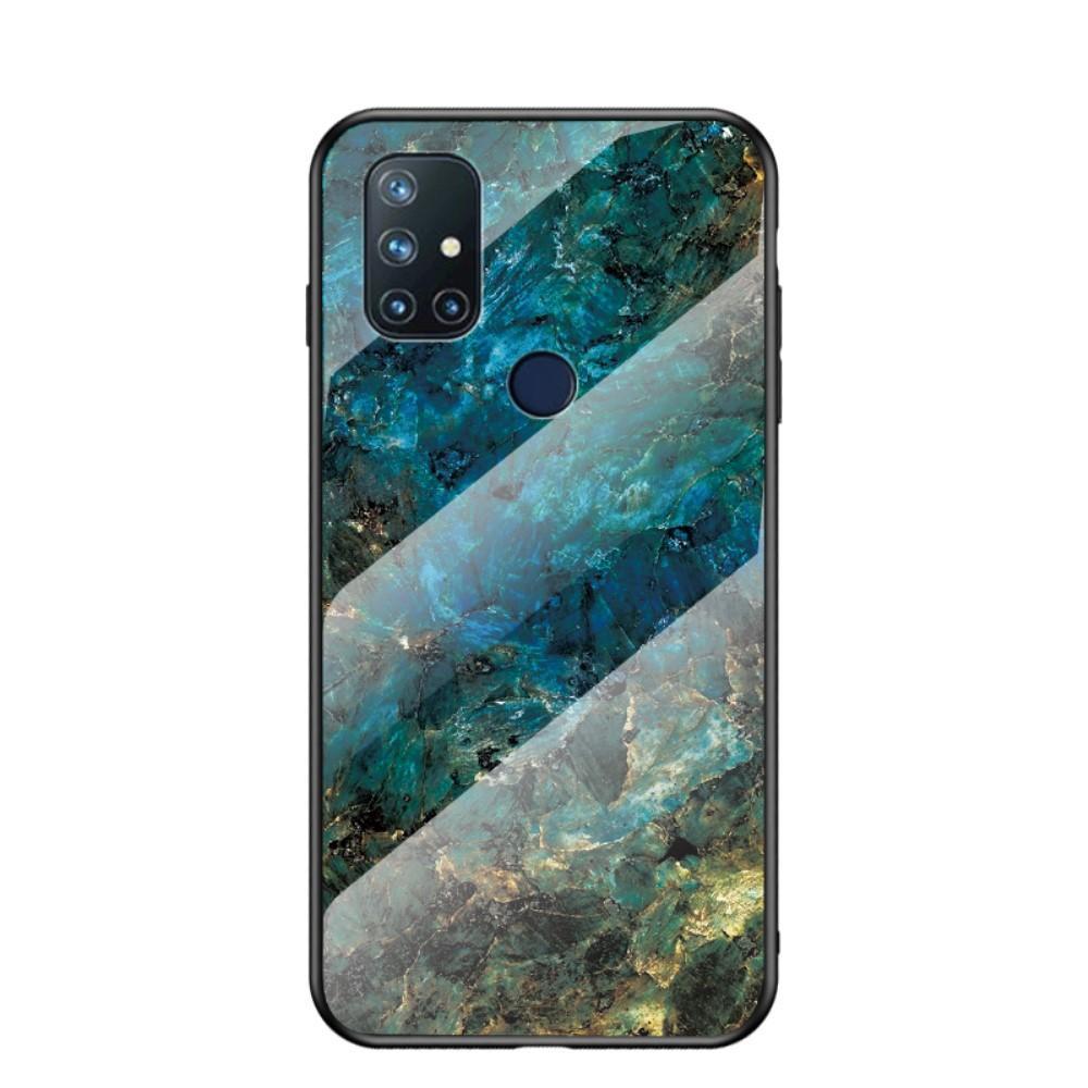 Herdet Glass Deksel OnePlus Nord N10 5G smaragd